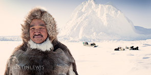 Thule Eskimo by Justin Lewis